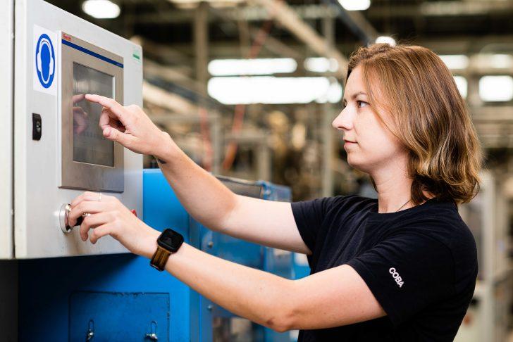 COBA Precision Production Facilities
